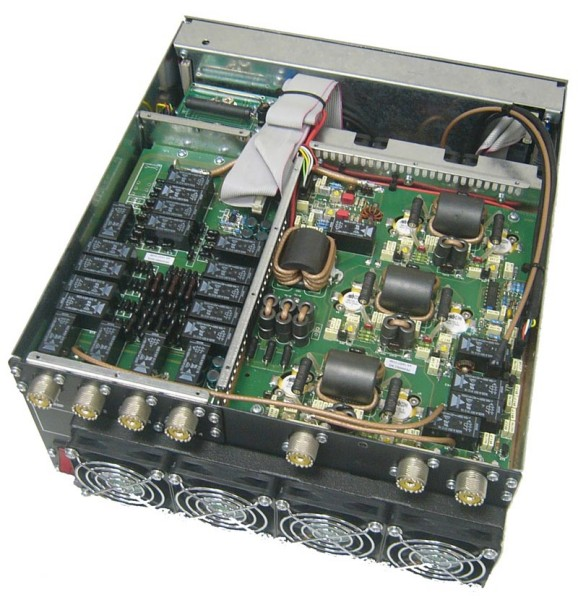 Spe Expert 1k Fa Ham Radio Amplifier With Automatic