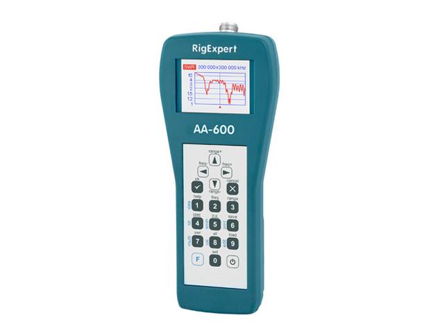 RigExpert AA-600 antenna analyzer