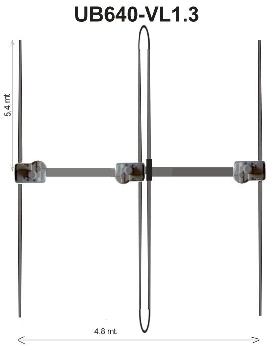 Ultrabeam vl1-3 antenna