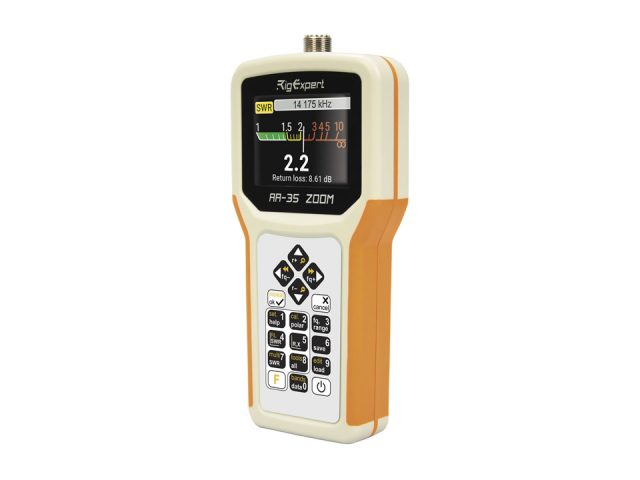 RigExpert AA 35 antenna analyzer