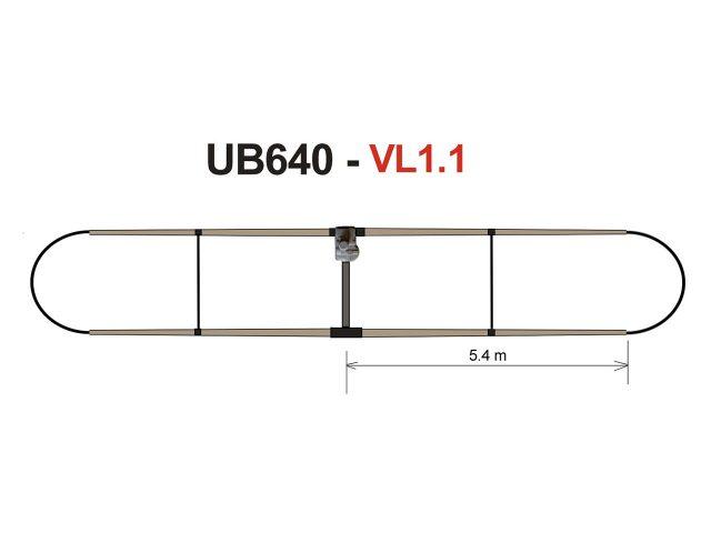 Ultra Beam UB640 - VL1-1 antenna