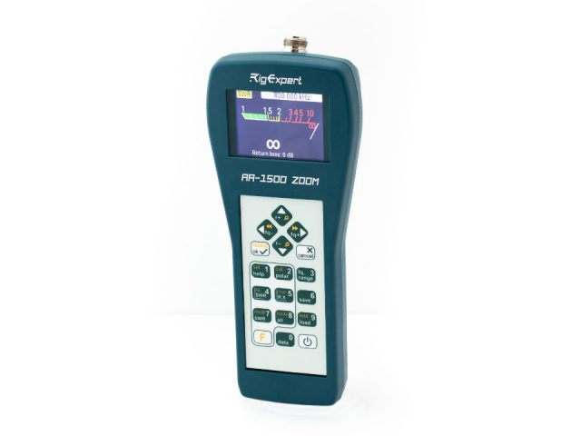 RigExpert AA 1500 Zoom antenna analyzer