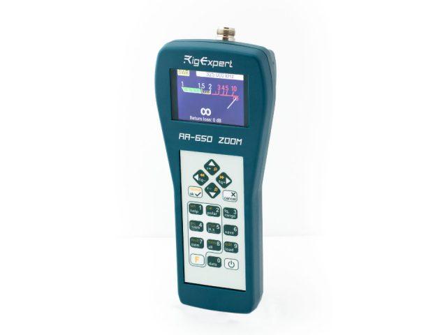 RigExpert AA 650 Zoom antenna analyzer